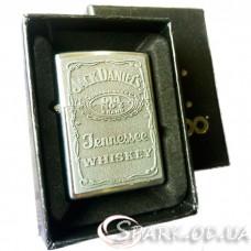 """Подарочная бензиновая зажигалка  №250 """"Jack Daniels"""""""