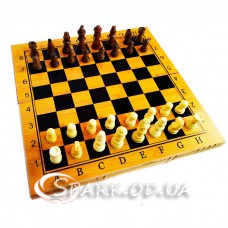 "Настольная игра ""Шахматы, нарды, шашки"" (30*30см) №A104"