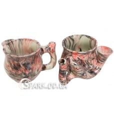 Керамическая трубка - чашка