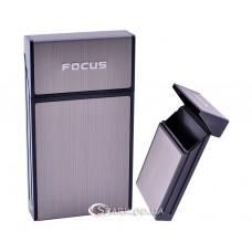 Портсигар 10 сигарет Focus № TL-151