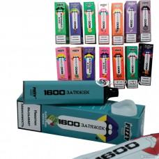 Одноразовая электронная сигарета FIZZY (1600 puffs)