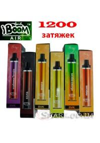 Одноразовая электронная сигарета iBOOM air 2% (1200 puffs)