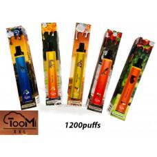 Одноразовая электронная сигарета TooMi (1200 puffs)