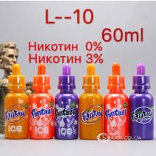 """Жидкость Premium 60ml. """"Fantasi """" L-10"""