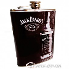 "Фляжка 9oz ""Jack Daniels"""