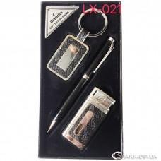 """Подарочный набор """"Aladdin"""" три предмета № LX-021"""