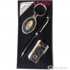"""Подарочный набор """"Aladdin"""" три предмета № LX-022"""