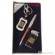 """Подарочный набор """"Aladdin"""" три предмета № LX-027"""