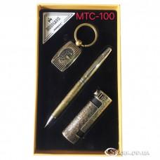 """Подарочный набор """"Moongrass"""" три предмета № MTC-100"""