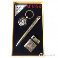 """Подарочный набор """"Moongrass"""" три предмета № MTC-98"""