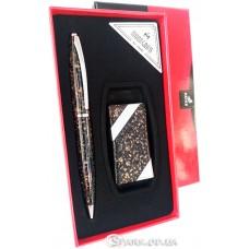 """Подарочный набор """"Moongrass"""" ручка/зажигалка № RJ7184"""