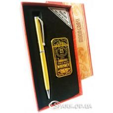 """Подарочный набор """"Moongrass"""" ручка/зажигалка  № 3-4A"""