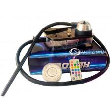 Мобильный кальян Nano Smoke с подсветкой
