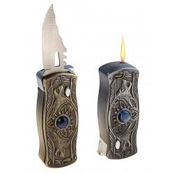 Зажигалки с ножом