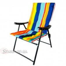 """Туристический складной стул """"Lux"""" № С-4"""