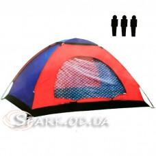 Палатка 3-х местная  №14-15 (200*150*110см)