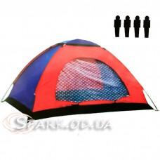 Палатка 4-х местная №14-16 (205*205*140см)