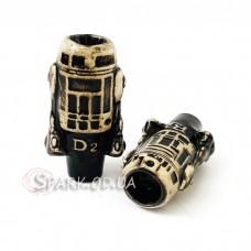 """Колпак керамический """"R2-D2"""""""