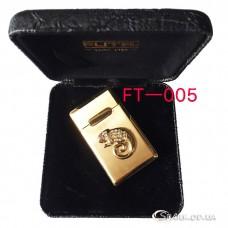 """Подарочная зажигалка """"Futai"""" FT-005"""