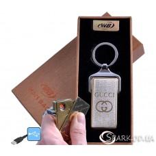 USB-зажигалка - брелок № 4824