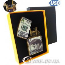 Подарочная электроимпульсная зажигалка № YR 2-1