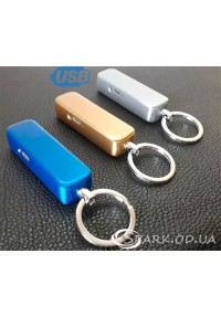 USB-зажигалка/брелок/фонарь № 33236