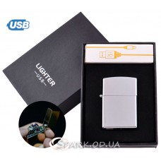 USB/зажигалка/импульсная  № TL-6