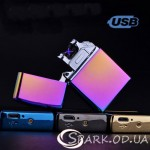 Зажигалка USB импульсная  № 33046