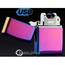 Зажигалка USB импульсная  № 33046-1