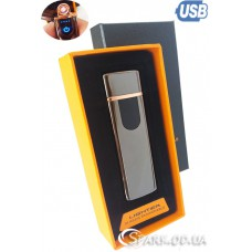 USB зажигалка сенсорная № YR 4-10