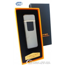 USB зажигалка сенсорная № YR 4-9