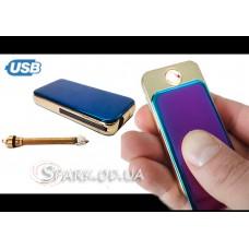 USB зажигалка/бензиновое огниво № 33267 2в1