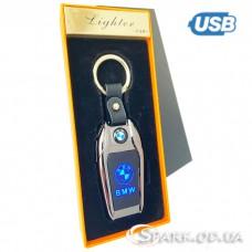 "USB-зажигалка/авто ключ/ фонарь № 1-63 ""BMW"""