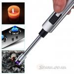 USB зажигалка для газ плиты № A242