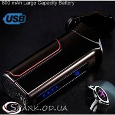 USB зажигалка импульсная № 269