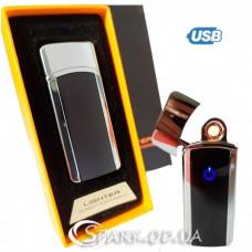 USB зажигалка сенсорная № 294