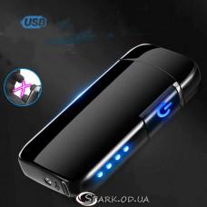 Зажигалка USB импульсная  № 252