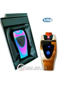 Зажигалка USB импульсная № 33340