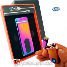 Зажигалка USB импульсная № 33372