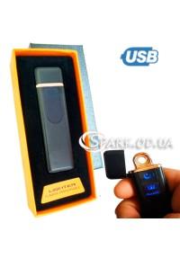 USB зажигалка сенсорная № 5175 (Марки авто)