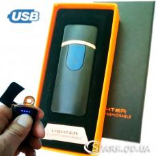 USB зажигалка сенсорная №YR 7-7