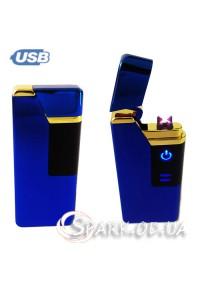 USB зажигалка импульсная № 416