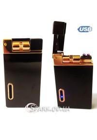 USB зажигалка импульсная № 451