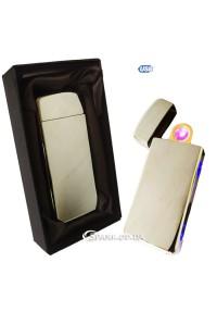 USB зажигалка импульсная/круговая дуга № 452