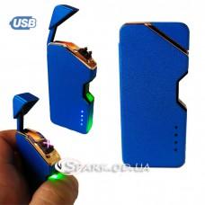 USB зажигалка импульсная № 454