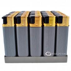 Многоразовая пластиковая зажигалка № 506-30