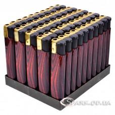 Многоразовая пластиковая зажигалка № 833-2