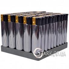 Многоразовая пластиковая зажигалка № 833-4