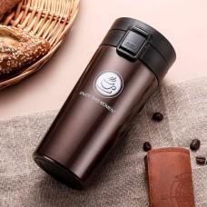 Термос-кружка Coffee Cup Simple Style 380мл