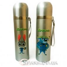"""Термос  """"Zootopia"""" 500мл YG-2"""